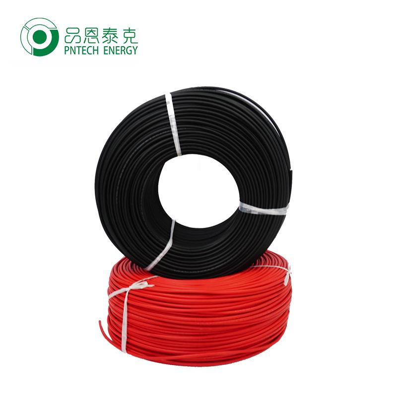 光伏发电系统的电缆施工敷设方式