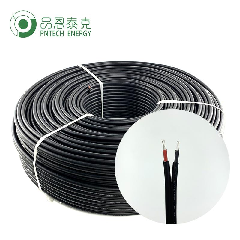 双芯光伏电缆2x4.0mm²
